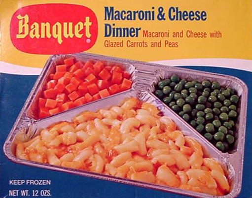 Banquet frozen dinner