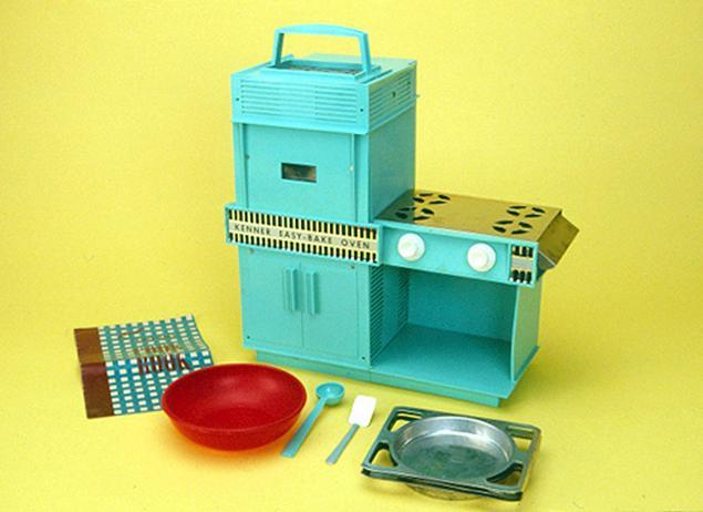 Easy Bake Oven by Hasbro. 1963