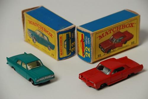Matchbox Cars 1953